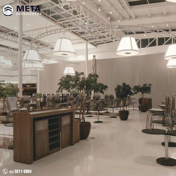 Construção de Lojas Comerciais