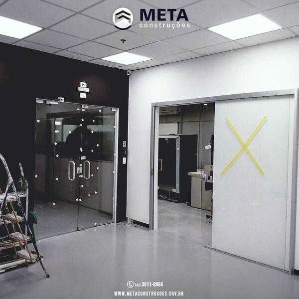 Construtora de Lojas Comerciais